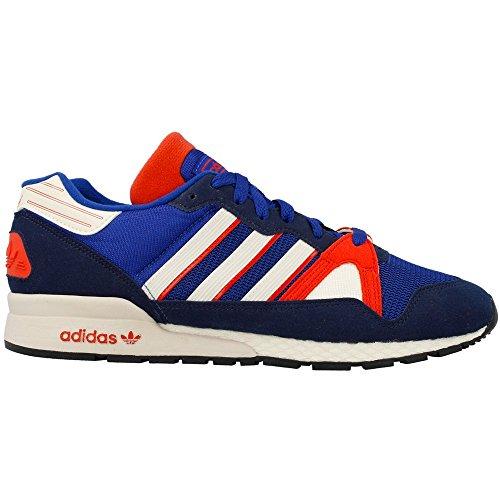 Adidas - ZX 710 - Color: Azul-Blanco-Rojo - Size: 40.6