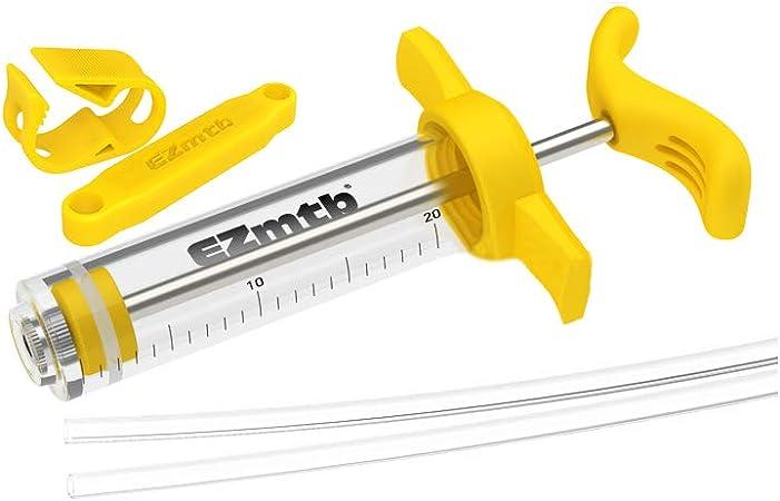 EZmtb Bike Hydraulic Brake Bleed Tool Kit For Shimano AVID SRAM DOT Mineral Oil