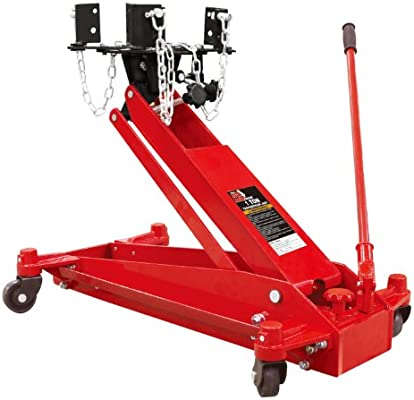 Torin de transmisión Gato hidráulico Rojo Grande: 1 toneladas (2.000 kg) Capacidad: Amazon.es: Coche y moto