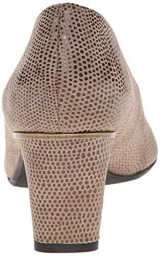Women's Taupe print Dress Dayle E VANELi FZdCnC