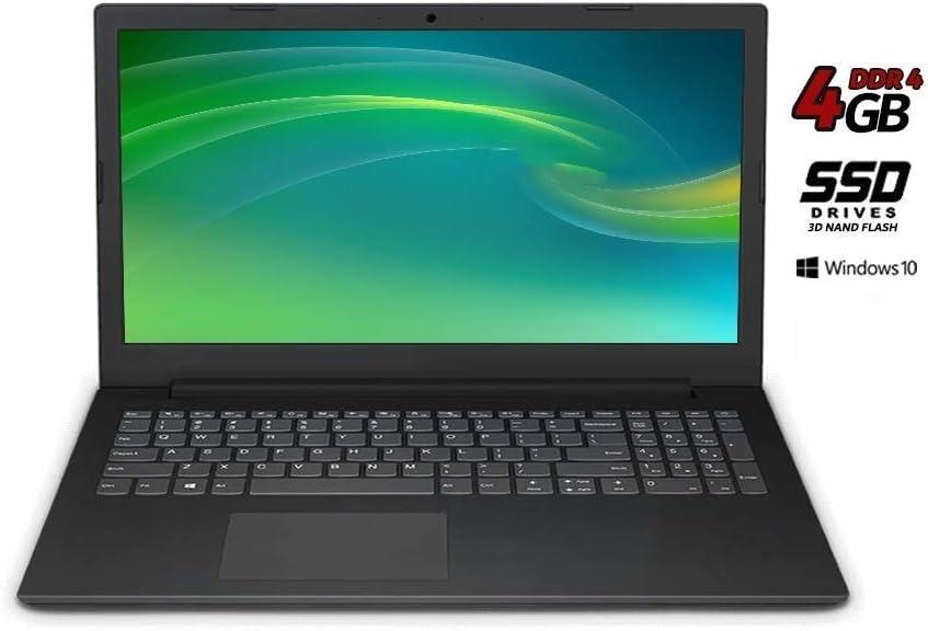 Lenovo Essential Ordenador portátil 15.6, AMD A4 2.6 GHz Burst ...