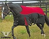 TuffRider Horse Reflective Turnout Blanket 600D