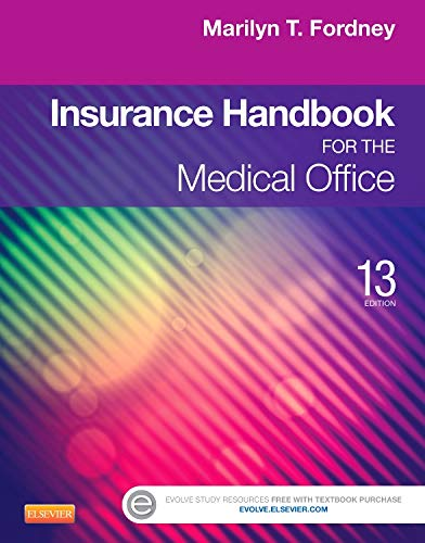Insurance Handbook for the Medical Office, 13th Edition
