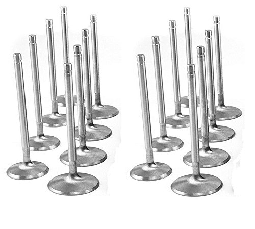 60-12 BOSS 302-351C-429-460 Ferrea Exhaust and Intake Valve Set HDia 2.19 1.71 Compatible with