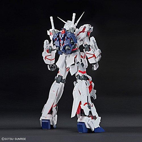 Bandai Hobby Mega Size 1/48 Unicorn Gundam [Destroy Mode] Gundam UC Model Kit Figure by Bandai Hobby (Image #9)