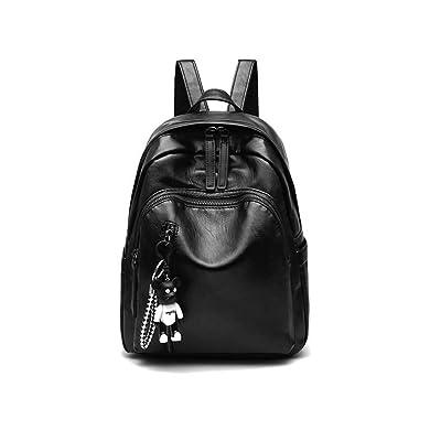 KJWXSGFF Shoulde Bag Rucksack Women,Black trumpet,282311CM low-cost