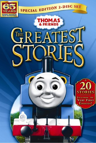 Thomas & Friends: The Greatest Stories (Voice Over For Thomas The Tank Engine)
