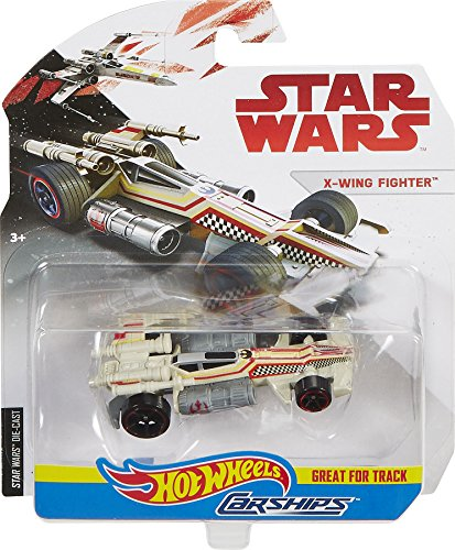 Hot Wheels Star Wars X-Wing Fighter Vehicle