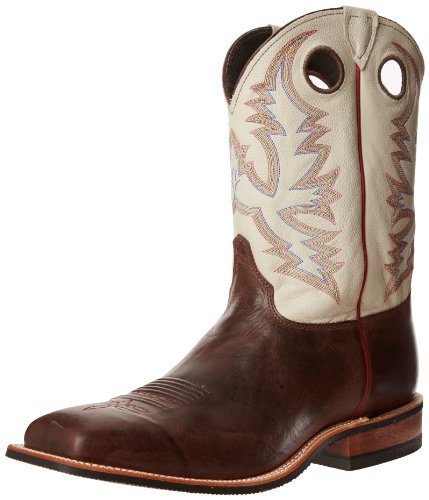 Double Wide Cafe - Justin Boots Men's U.S.A. Bent Rail Collection 11