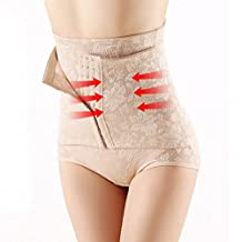 Hot Women Body Shapers Shapewear Waist Cincher Trainer Shorts Adjustable Hip Lift Sexy PY Beige Color Size M