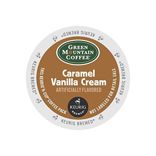 Green Mountain Coffee Caramel Vanilla Cream Coffee K-Cups