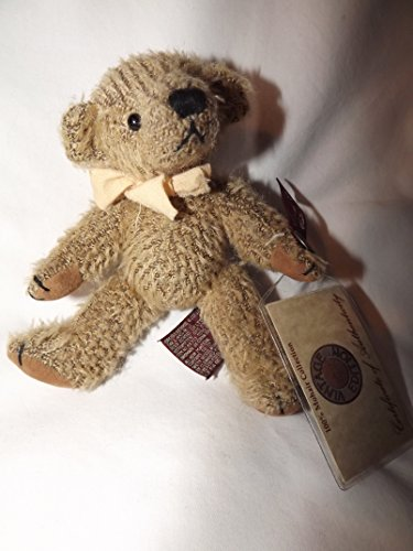Vintage Collection Russ - Russ Berrie Bear Mohair Collection Limited Edition Belamy