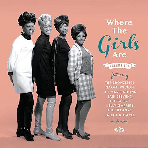 (Where The Girls Are Volume Ten )