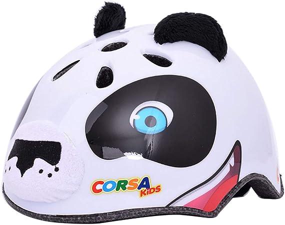 WEW Cascos de Bicicleta para niños Casco de Ciclismo pequeños Cascos de patineta para Escalada en Roca Bicicleta Ciclismo Patinaje sobre Hielo ...