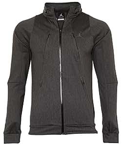 Nike Toronto 2016 Hooded L/S Top - Chaqueta para hombre, color negro, talla L