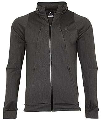 Nike Toronto 2016 Hooded L/S Top - Chaqueta para hombre, color negro, talla M