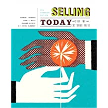 Selling Today: Creating Customer Value, Fifth Canadian Edition