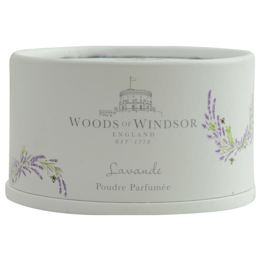 WOODS OF WINDSOR LAVENDER by Woods of Windsor DUSTING POWDER 3.5 OZ for WOMEN ---(Package Of 5) by Woods of Windsor (Image #1)