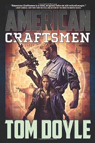 book cover of American Craftsmen