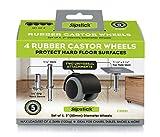 Slipstick CB681 2 Inch Floor Protector Rubber