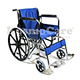 KosmoCare Pride Commode Wheelchair