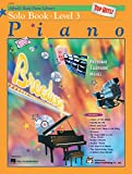 Alfred's Basic Piano Library Top Hits! Solo Book, Bk 3