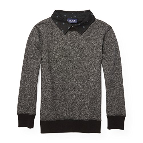 Knit Boys Shirt - 7