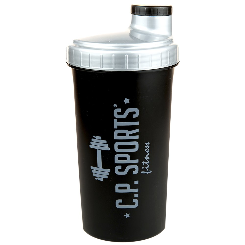 C.P. Sports Batidos de Proteínas con colador extraíble & Rosca de ...