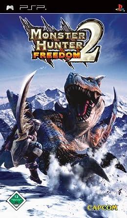 Capcom Monster Hunter Freedom 2 - Juego: Amazon.es: Videojuegos