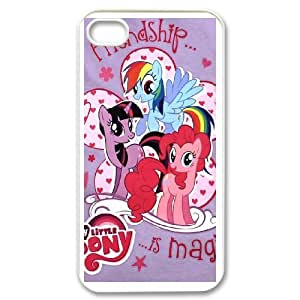 iPhone 4,4S Cell Phone Case Funny Cartoon My Little Pony 3N94118