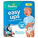 Pampers Easy Up Training Underwear Boys Size 3T-4T 23 Count