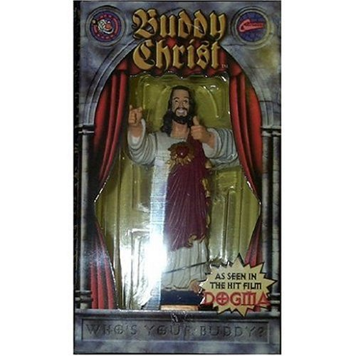 (Graphitti Designs Buddy Christ Dashboard Statue)