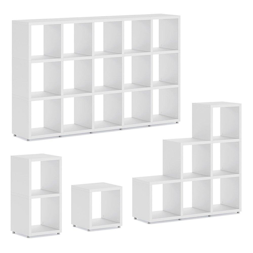 REGALRAUM BOON 3x1 Regalsystem   modular & flexibel   110x40x33 cm ...