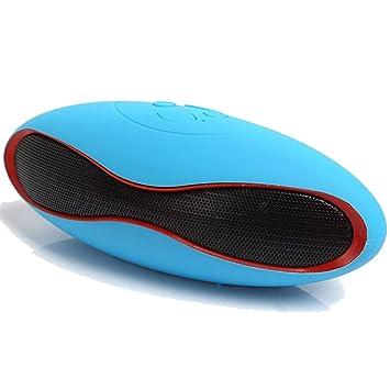 ZYG.GG Mini Altavoz Bluetooth portátil con Forma de balón de ...