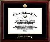 Auburn University 22K Gold Medallion Diploma Frame (13 X 17)