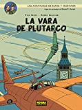 img - for BLAKE Y MORTIMER 23 LA VARA DE PLUTARCO book / textbook / text book
