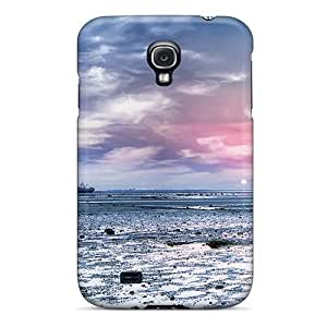Galaxy Case New Arrival For Galaxy S4 Case Cover - Eco-friendly Packaging(GPNke1538SPeBG)