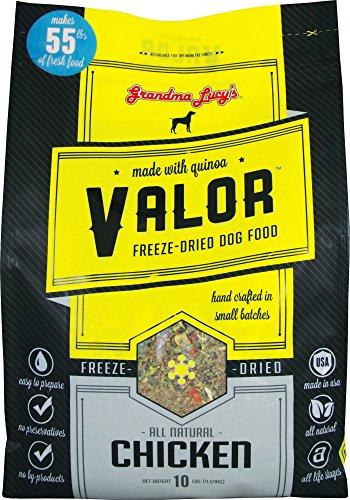 Valor Chicken & Quinoa Gluten-Free Dog Food – 10lb