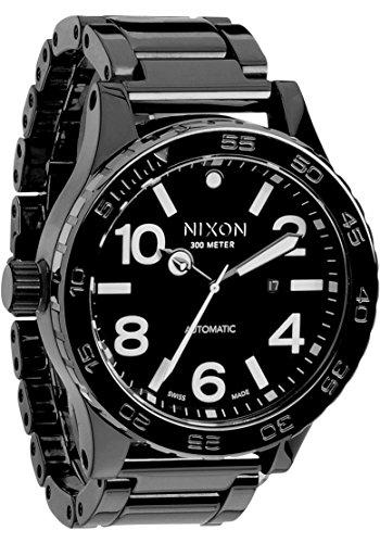 Nixon Elite A147-1001 The 51-30 Ceramic Black Watch