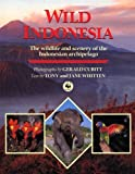 img - for Wild Indonesia: The Wildlife and Scenery of the Indonesian Archipelago by Tony Whitten (1992-10-23) book / textbook / text book