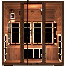 JNH Lifestyles Freedom 4 Person Far-Infrared Sauna