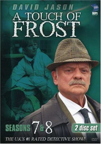 A Touch of Frost: Series 7 and 8 [DVD] [1992] for sale  Delivered anywhere in USA