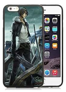 Final Fantasy Squall Leonhart Sword Weapon Zidane Tribal Boys Girl Swords Wind Black iPhone 6S Plus 5.5 Inch TPU Phone case Stylish and Design
