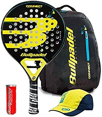 Bullpadel Pack Connect Man 2018: Amazon.es: Ropa y accesorios