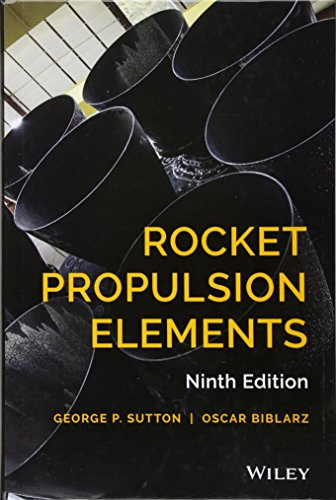 Pdf Engineering Rocket Propulsion Elements