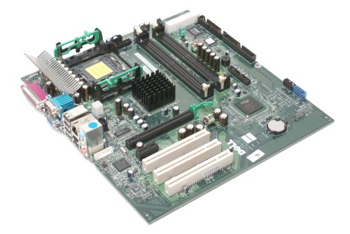 Dell Optiplex GX280 Small Mini Tower (SMT) Motherboard Mainboard Systemboard, Compatible Dell Part Numbers: G5611, Y5638, U4100, H7276, FC928, U7915, K5146, KC361, XF961, XF954, X7967, C5706 (Pentium Hyper Threading 4)