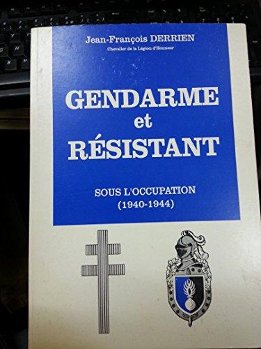 Price comparison product image Gendarme et résistant sous l'Occupation (1940-1944)