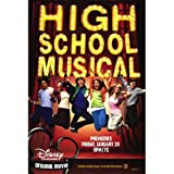 High School Musical Original Movie Poster 22.5x35