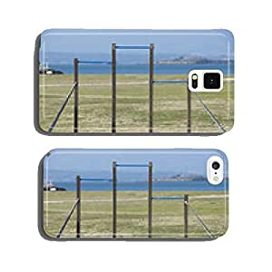 horizontal bar for sporting activities on the beach cell phone cover case Samsung S5