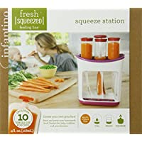 Infantino Fresh Squeezed, Squeeze Station, White